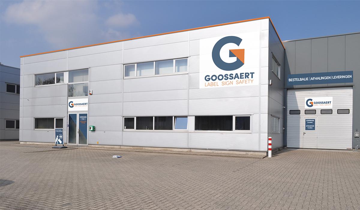 Gevel Goossaert