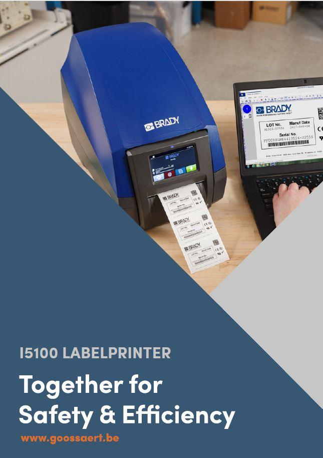 Brady I5100 labelprinter