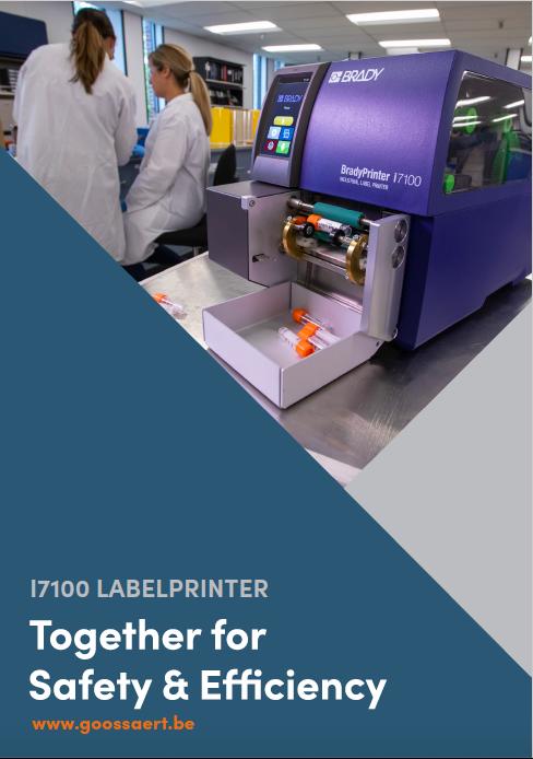 I7100 Labelprinter