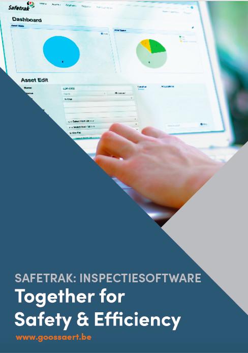 Safetrak inspectiesoftware