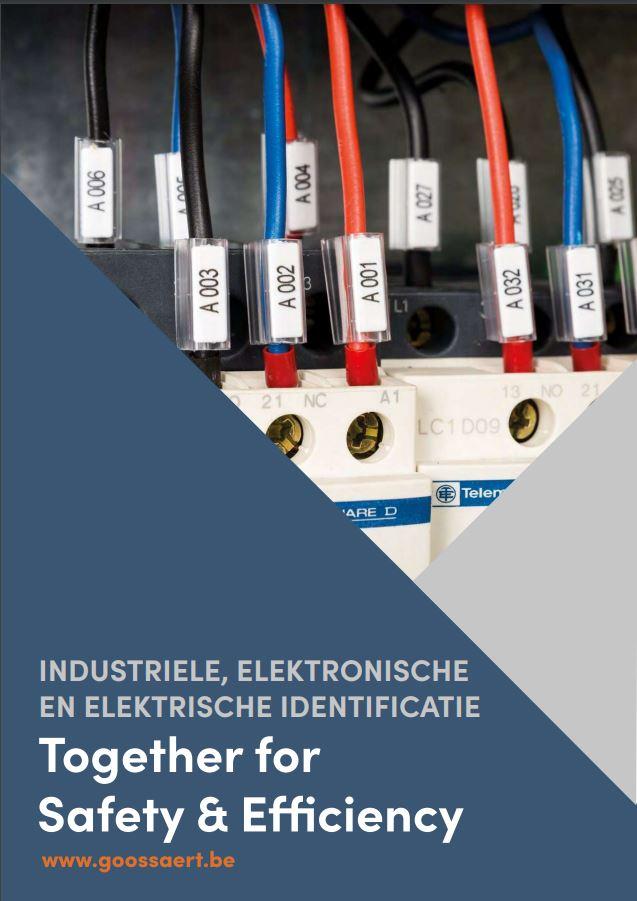 Industriele elektronische en elektrische identificatie