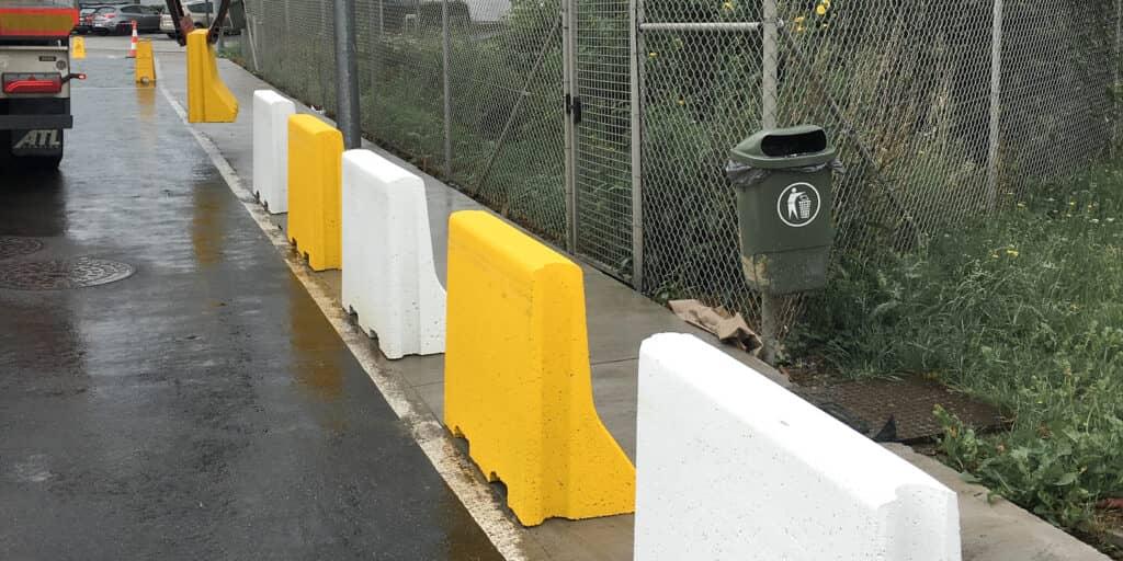 separatoren wit geel